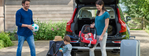 How you can keep your Child Cool and comfortable in their car seats during those longer rides